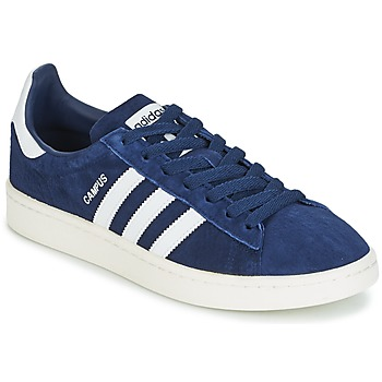 Sko Lave sneakers adidas Originals CAMPUS Marineblå