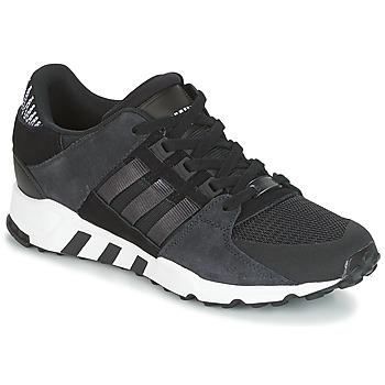 Sko Herre Lave sneakers adidas Originals EQT SUPPORT RF Sort