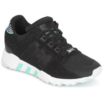 Sko Dame Lave sneakers adidas Originals EQT SUPPORT RF W Sort