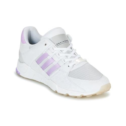 Sko Dame Lave sneakers adidas Originals EQT SUPPORT RF W Hvid