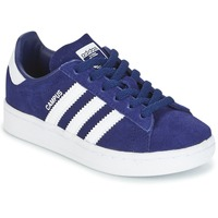 Sko Dreng Lave sneakers adidas Originals CAMPUS C Marineblå