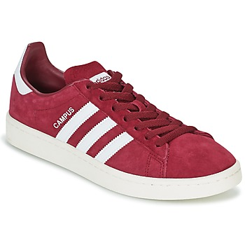 Sko Lave sneakers adidas Originals CAMPUS BORDEAUX