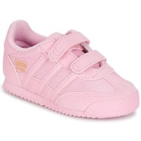 Sko Pige Lave sneakers adidas Originals DRAGON OG CF C Pink