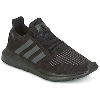 Sko Børn Lave sneakers adidas Originals SWIFT RUN J Sort