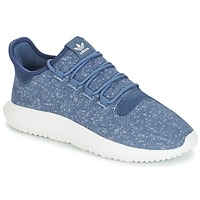 Sko Herre Lave sneakers adidas Originals TUBULAR SHADOW Blå