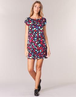 textil Dame Korte kjoler Love Moschino WVF0300T9171 Flerfarvet
