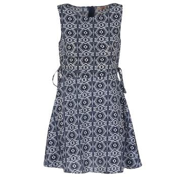 textil Dame Korte kjoler Moony Mood GIRA Marineblå