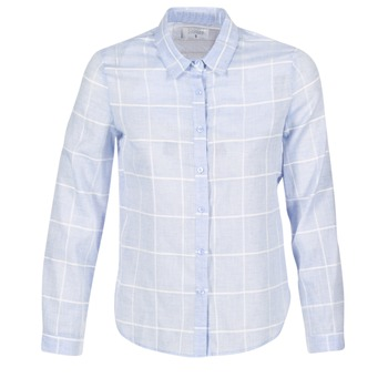 textil Dame Skjorter / Skjortebluser Casual Attitude GAMOU Blå / Hvid