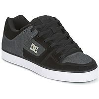 Sko Herre Skatesko DC Shoes PURE SE Sort / Grå