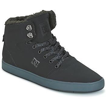 Sko Herre Høje sneakers DC Shoes CRISIS HIGH WNT Sort / Grå