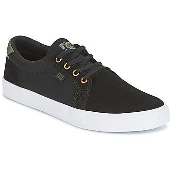 Sko Herre Lave sneakers DC Shoes COUNCIL SD Sort / Kaki