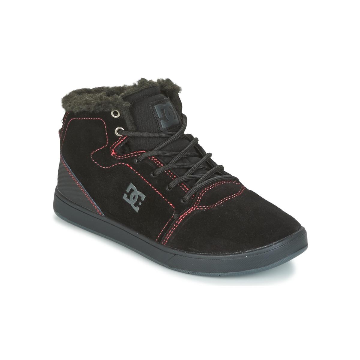 Sneakers til børn DC Shoes  CRISIS HIGH WNT