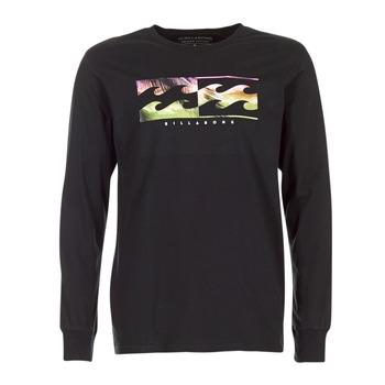 textil Herre Langærmede T-shirts Billabong INVERSE TEE LS Sort