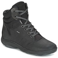 Sko Dame Høje sneakers Geox D NEBULA 4 X 4 B ABX Sort