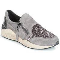 Sko Dame Lave sneakers Geox D OMAYA Grå