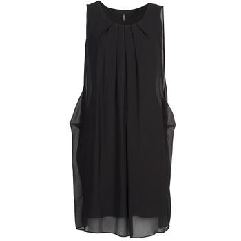 textil Dame Korte kjoler Naf Naf KLOLA Sort