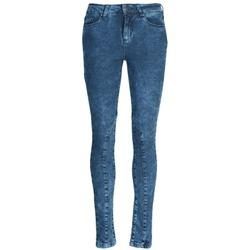 textil Dame Smalle jeans Naf Naf GOJO Blå / Medium