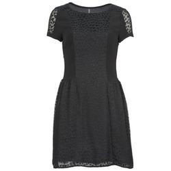 textil Dame Korte kjoler Naf Naf KEUR Sort