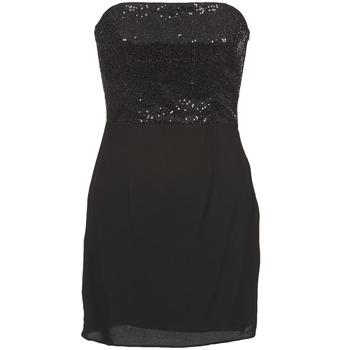 textil Dame Korte kjoler Naf Naf LYCHA Sort