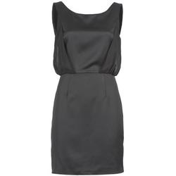textil Dame Korte kjoler Naf Naf LYCOPINE Sort