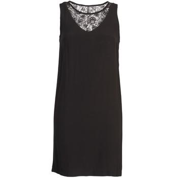 textil Dame Korte kjoler Naf Naf LYSHOW Sort