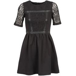 textil Dame Korte kjoler Naf Naf OBISE Sort