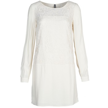 textil Dame Korte kjoler Naf Naf LYNO Beige
