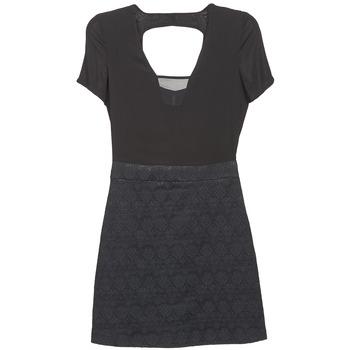 textil Dame Korte kjoler Naf Naf EKLATI Sort