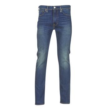 textil Herre Jeans - skinny Levi's 510 SKINNY FIT Madison / Square
