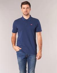 textil Herre Polo-t-shirts m. korte ærmer Levi's HOUSEMARK Marineblå