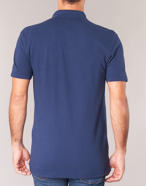 Levi's Housemark Marineblå - Gratis Fragt- Textil Polo-t-shirts M. Korte Ærmer Herre 339