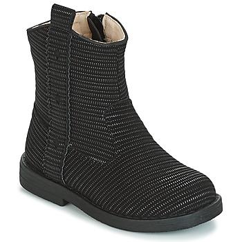 Sko Pige Chikke støvler Mod'8 ZOULIA Sort