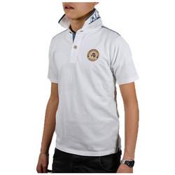 textil Børn Polo-t-shirts m. korte ærmer Napapijri