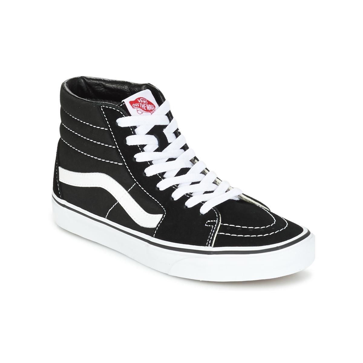 Se Sneakers Vans  SK8 HI ved Spartoo