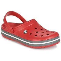 Sko Træsko Crocs CROCBAND Rød