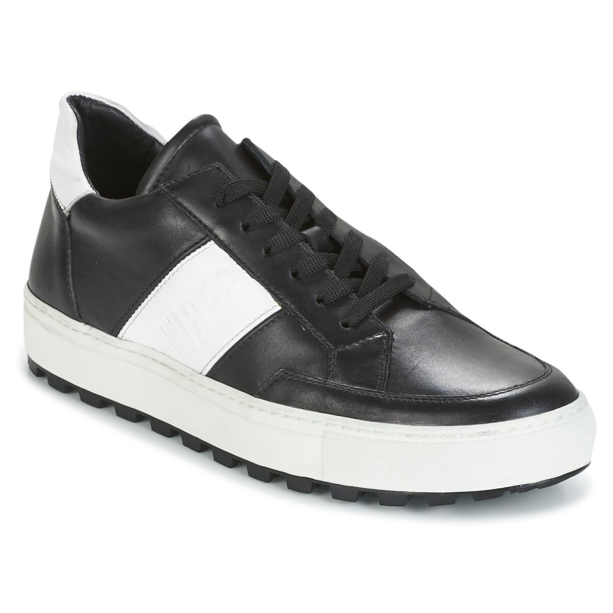 Sneakers Bikkembergs  TRACK-ER 966 LEATHER