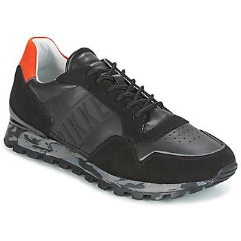 Sko Herre Lave sneakers Bikkembergs FEND-ER 946 Sort / Orange