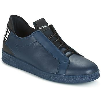 Sko Herre Lave sneakers Bikkembergs BEST 873 Blå