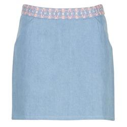 textil Dame Nederdele Yurban  Blå