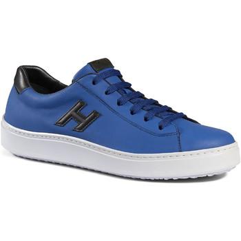 Sko Herre Lave sneakers Hogan HXM3020W550ETV809A blu