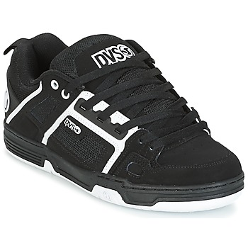 Sko Lave sneakers DVS COMANCHE Sort / Hvid