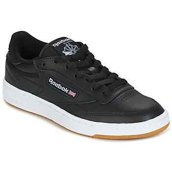 Sko Lave sneakers Reebok Classic CLUB C 85 C Sort