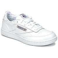 Sko Børn Lave sneakers Reebok Classic CLUB C Hvid