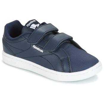 Sko Dreng Lave sneakers Reebok Classic REEBOK ROYAL COMPLE Marineblå