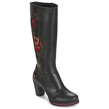 Sko Dame Chikke støvler Art GRAN-VIA Sort