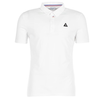 textil Herre Polo-t-shirts m. korte ærmer Le Coq Sportif LCS TECH POLO Hvid