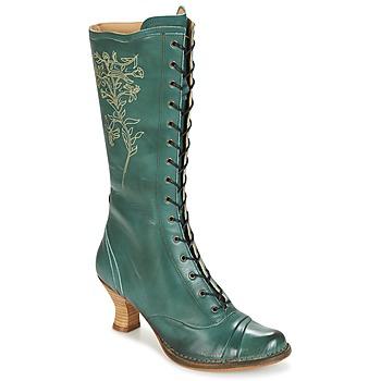 Sko Dame Chikke støvler Neosens ROCOCO Blå