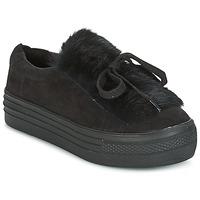 Sko Dame Lave sneakers Coolway PLUTON Sort