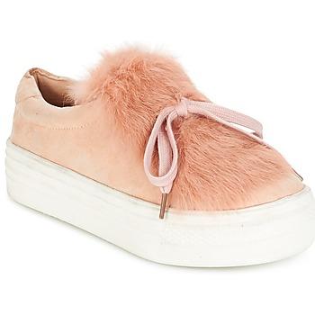 Sko Dame Lave sneakers Coolway PLUTON Pink