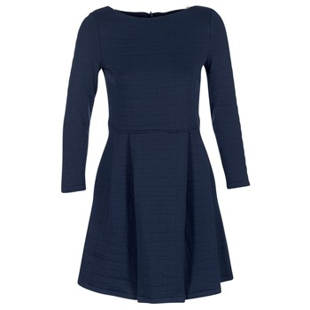 textil Dame Korte kjoler Petit Bateau LAUREANNA Marineblå
